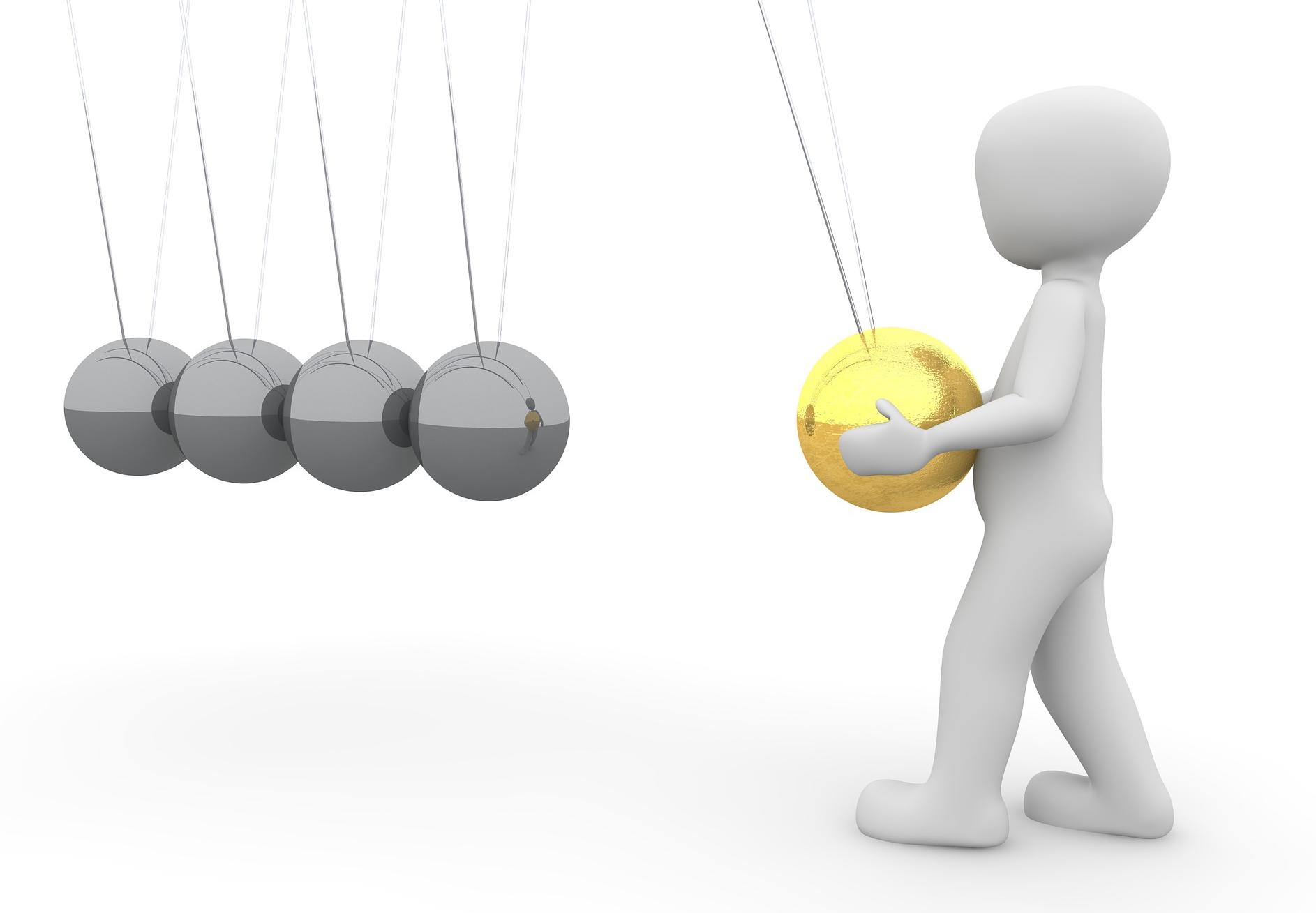 Image result for pendulum swing